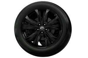 Wheel - 20 Black Aluminum Alloy Kit (Midnight Edition) image for your Nissan